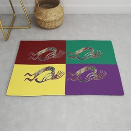 The Quartet Rug