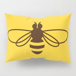 Be safe - save bees Pillow Sham