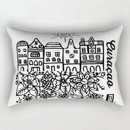 Curacao Handelskade 2 Rectangular Pillow