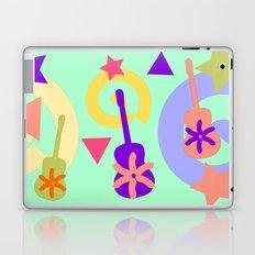 Guitars in the summer Laptop & iPad Skin