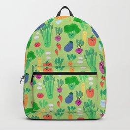 VEGGIE BFFs - GREEN  Backpack