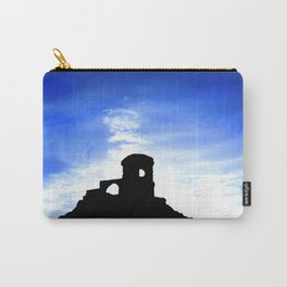 Mowcop Folly Sunst Silhouette Carry-All Pouch