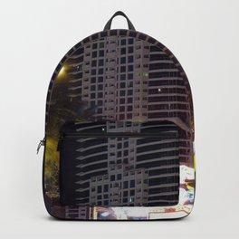 las vegas palms buildings entertainment Backpack
