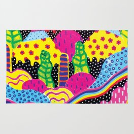 Pattern Island Rug