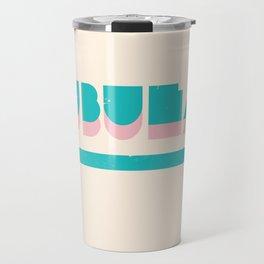 80s Tubular Travel Mug