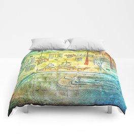 Better than here Comforters