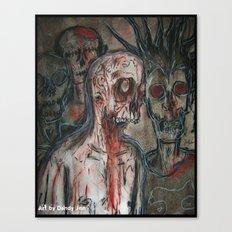 Among Us Canvas Print