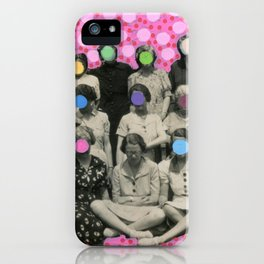 The Introvert iPhone Case