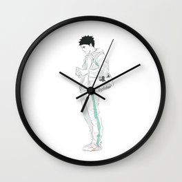 casual Wall Clock