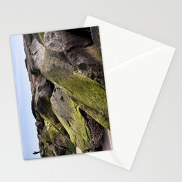 Fishin' on the Rocks Stationery Cards