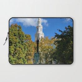 Church Spires in Providence 1 Laptop Sleeve