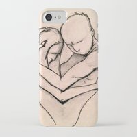 return iPhone & iPod Cases featuring The Return by Kasey Randall
