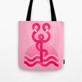 Flamingo Flavour Tote Bag