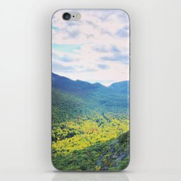 Vermont on the cusp of fall iPhone Skin