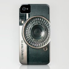 Vintage iPhone (4, 4s) Slim Case
