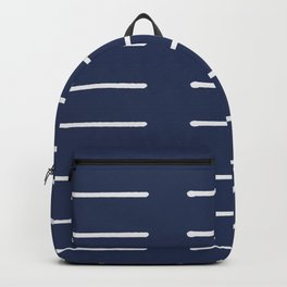 Organic / Navy Backpack