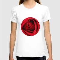 card T-shirts featuring GREETING CARD by mark ashkenazi