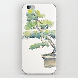 Bonsai iPhone Skin