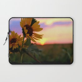 And The Sun Will Shine Laptop Sleeve