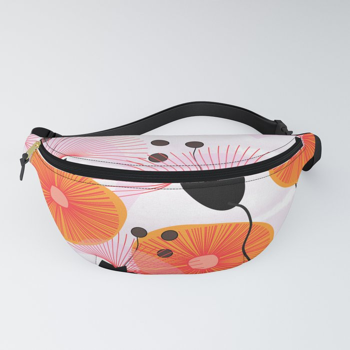 Weird Flowers Fanny Pack