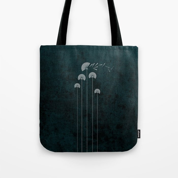 blow Tote Bag