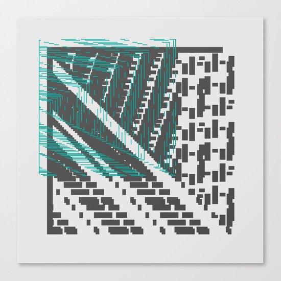 GAP GAP GAP Canvas Print