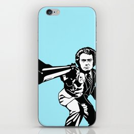 Dirty Harry, Clint Eastwood iPhone Skin