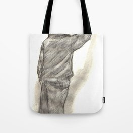 Catchin' tags two Tote Bag