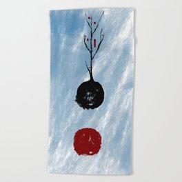 Orchard Beach Towel