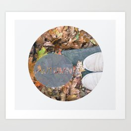 Autumn | Fall Art Print