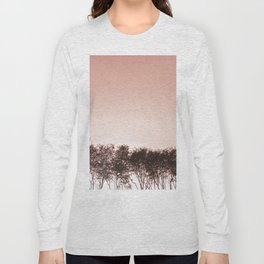 Blush pinky sky Long Sleeve T-shirt