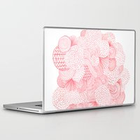 fireworks Laptop & iPad Skins featuring Fireworks by Marcelo Romero