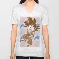 Goku I Unisex V-Neck