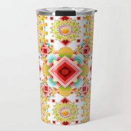 Fiesta Sunburst Travel Mug