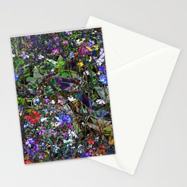 Early Autumn Wildflowers Stationery Cards