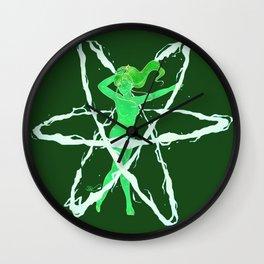 Jupiter Star Power! Wall Clock