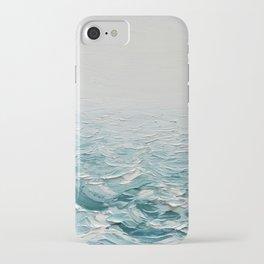 Foggy Seas iPhone Case
