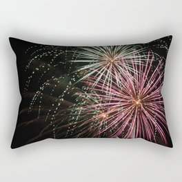 Firework 2 Rectangular Pillow