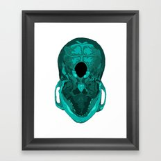 The Underneath Framed Art Print