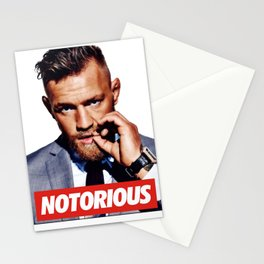 cannor mcgregor Stationery Cards