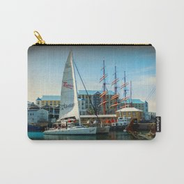 V & A Waterfront Cape Town Carry-All Pouch