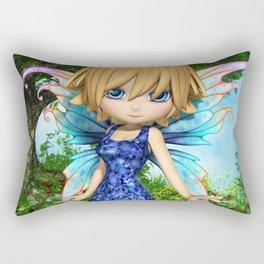 Lil Fairy Princess Rectangular Pillow
