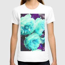 Light blue Rose Kathryn T-shirt