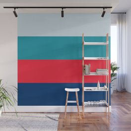 Four Brights Wall Mural