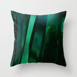 Boards of Canada 01 Throw Pillow