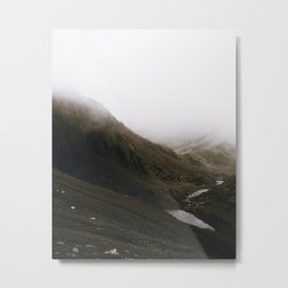 The Mountains II / Wales Metal Print
