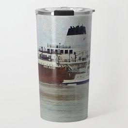 Roger Blough and Ojibway Travel Mug