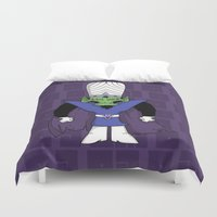 jojo Duvet Covers featuring MoJo JoJo  by Twisted Dredz