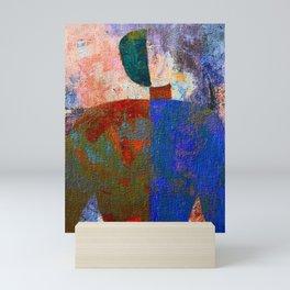 Malevich 3 Mini Art Print