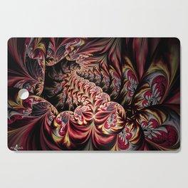 Flower Dragon Cutting Board